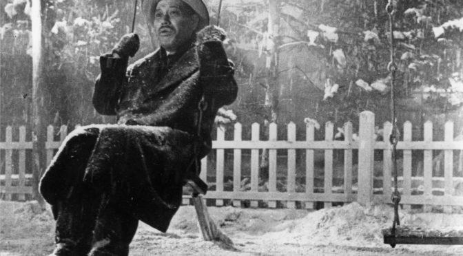 DIMANCHE 15 DECEMBRE 2019 –  «VIVRE» DE AKIRA KUROSAWA ( 1952 – 143 MINUTES)
